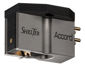 Shelter Accord Tonabnehmer System